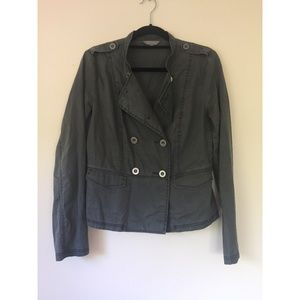 Nordstrom rubbish button up jacket